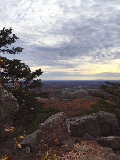 Sunset view from Sugarloaf.