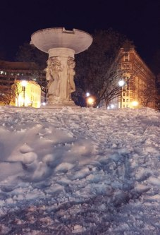 Dupont Circle Fountain!