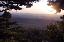 View from Sugarloaf.