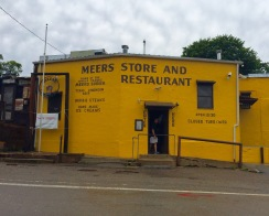Meers! Famous for their longhorn burgers. | Meers, OK